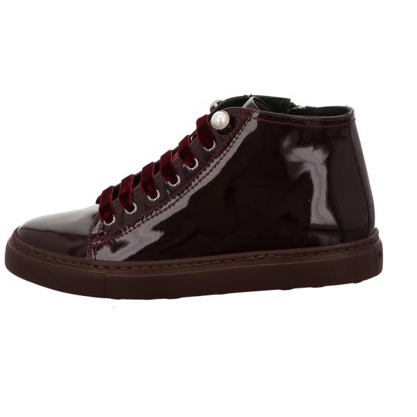 Sneaker, Enny MAIMAI Lack Leder Bordeaux