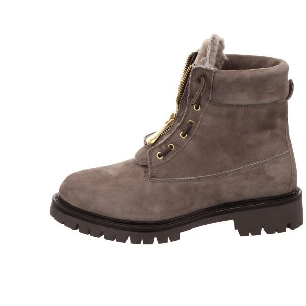 Boots The Seller Velour Leder Schlamm Farben