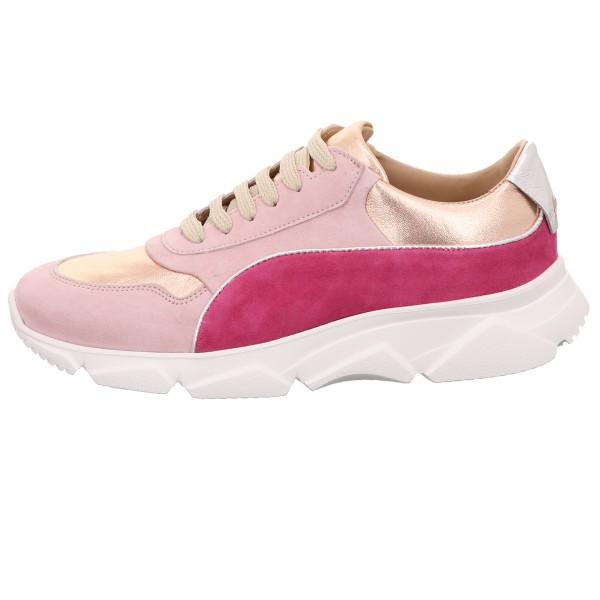 Sneaker, Roxy MAIMAI Glatt Leder/ Velour Rosa